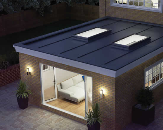 Flat Roof Lights Brighter Windows Warwickshire Window